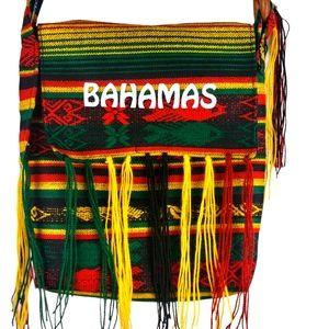 NWOT BAHAMAS cross body bag